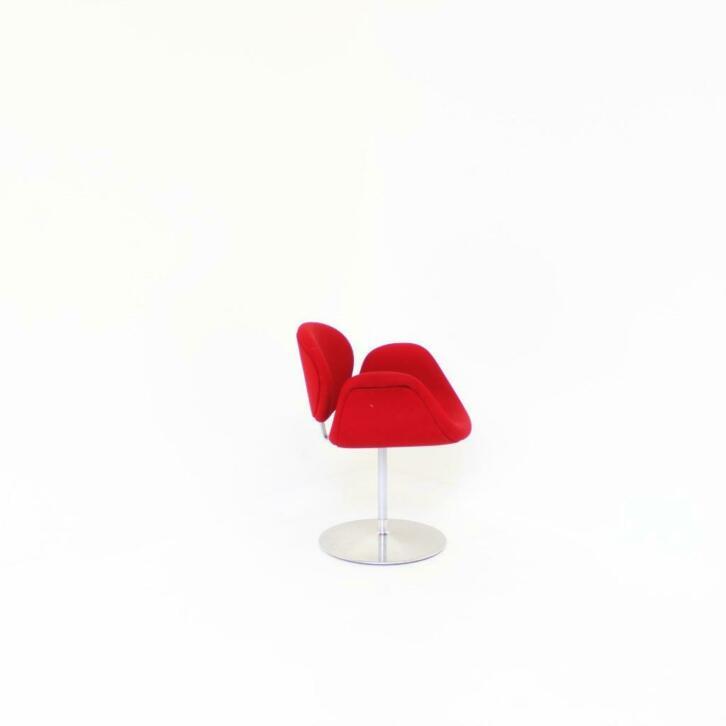 Design Fauteuil Rood.Artifort Little Tulip Design Fauteuils Design Stoelen Rood Rm