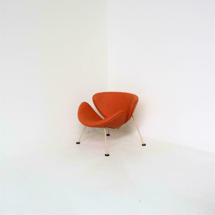 Design Stoelen Alkmaar.Artifort Orange Slice Design Fauteuils Design Stoelen Oranje
