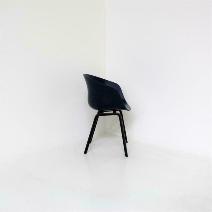 Blauwe Design Stoelen.Hay About A Chair Aac22 Design Stoelen Kuipstoelen Blauw