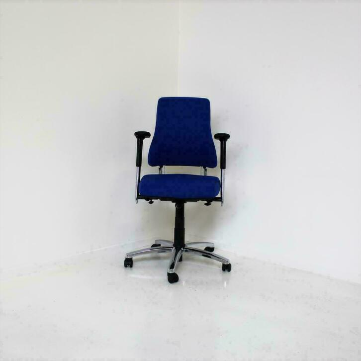 Nieuwe Bureau Stoel.Bma Axia Bureaustoel Met Hoge Rug Nieuwe Stof