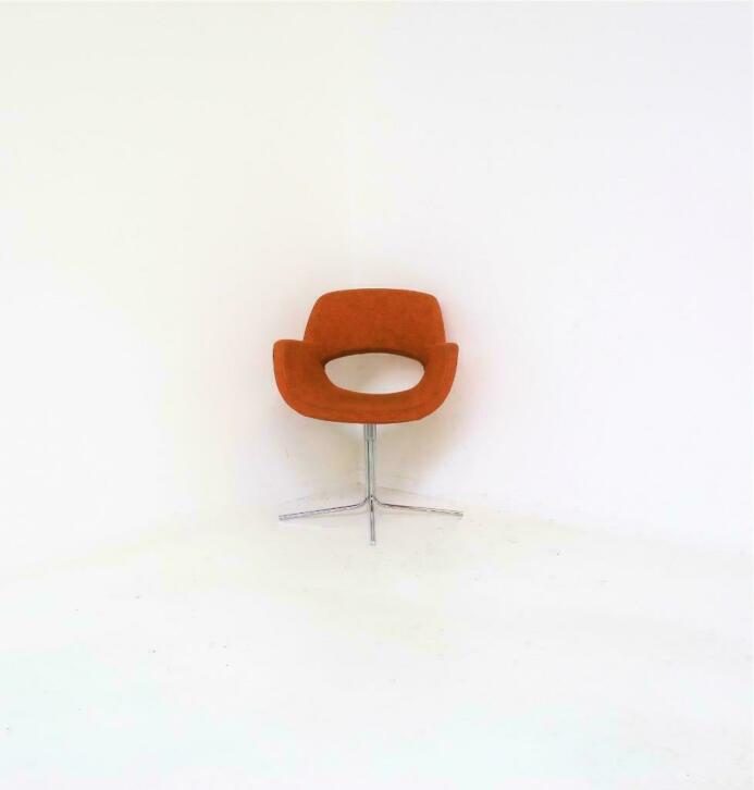 Design Stoelen Alkmaar.Oranje Design Fauteuils Design Stoelen Vergaderstoelen Rm
